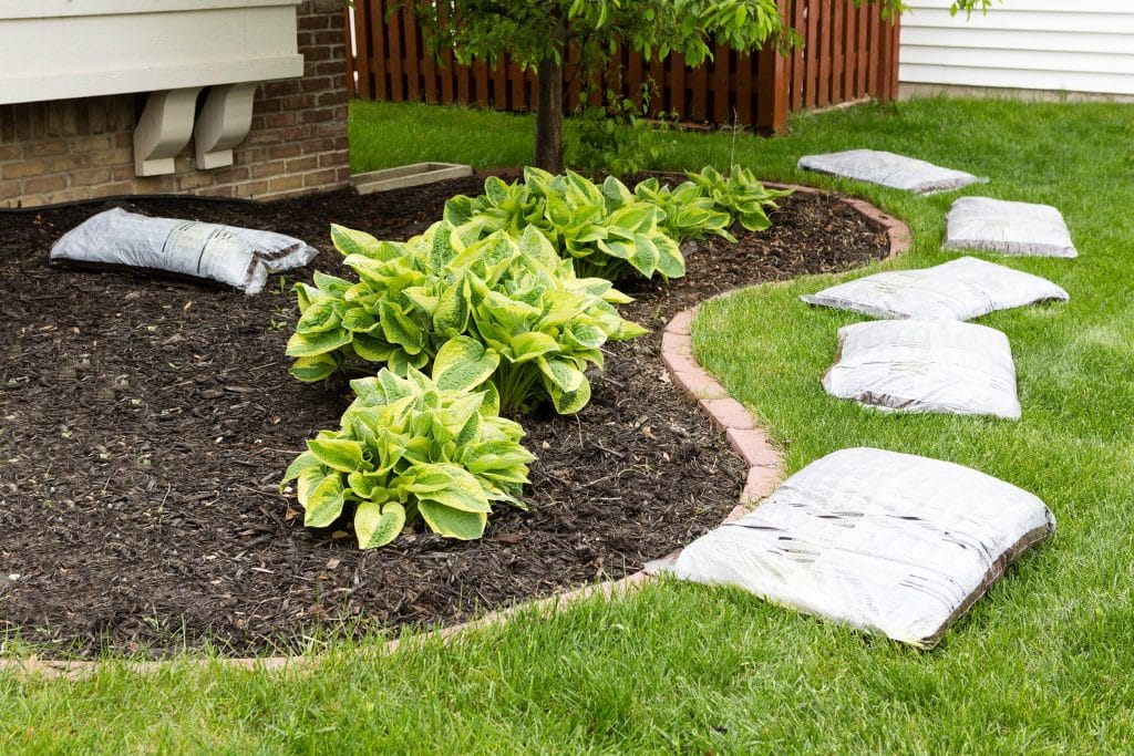 Mulch, Topsoil & Ground Coverings